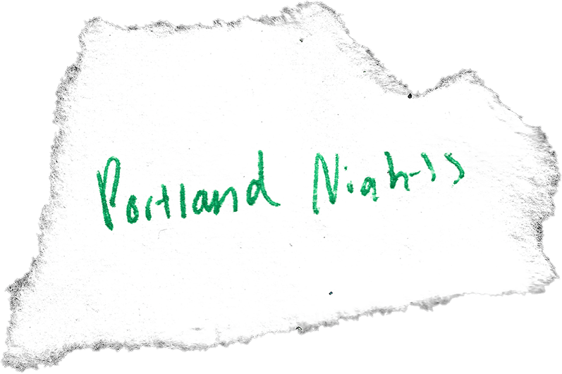 portlandNights lyrics title