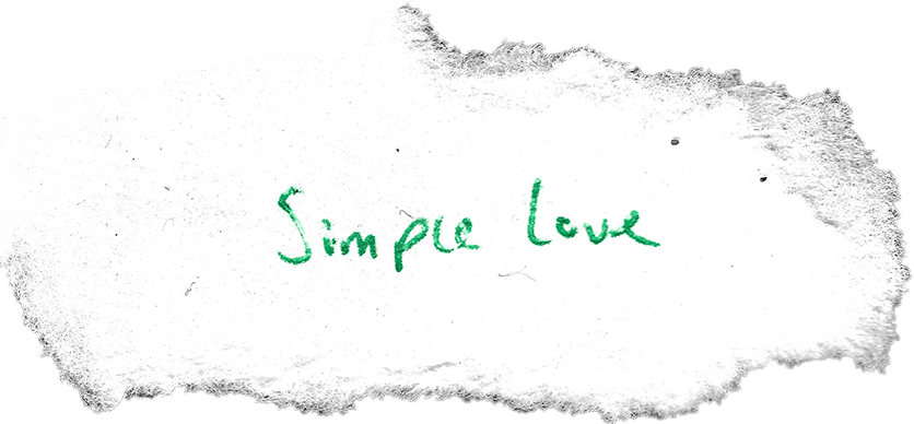 simpleLove lyrics title